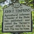 Image for John F. Tompkins - B25