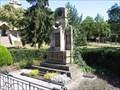 Image for Combined World War Memorial - Minice, Kralupy n/Vlt, Czechia