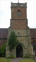 Image for Bell Tower, St Bartholomew, Areley Kings, Worcestershire, England