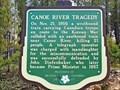 Image for Canoe River Tragedy - Valemount, BC