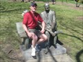 Image for Lewis A. Swyer Sit-by-me Statue, Albany, New York