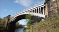 Image for Railway Bridge Over The Calder And Hebble Navigation - Dewsbury, UK