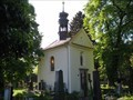 Image for St. Rosalia Cemetery Chapel and Mausoleum, Tuchomerice, CZ