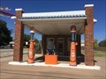 Image for 1930's Gulf Gas Station - Albany TX.