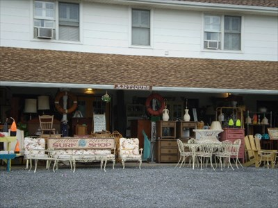 Beach Plum Antiques Bethany Beach Delaware Antique Shops On