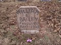 Image for William E. Bailey, Timpson Chapel Cemetery, OK USA