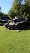 Image for M60A3 Tank - Veteran's Memorial Park, Bangor, WI