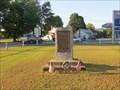 Image for World War I Memorial, Highgate Center, Vermont
