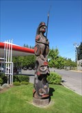 Image for The Fisherman's Pole - Duncan, BC