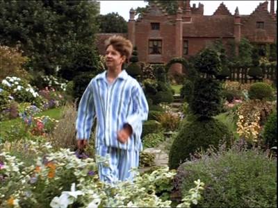 Chenies manor chenies bucks uk tom s midnight garden 1999 movie locations on - Il giardino di mezzanotte ...