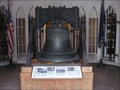Image for The Justice Bell - Washington Memorial Chapel - Valley Forge, Pennsylvania