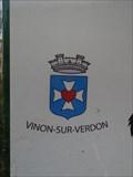 Image for Blason de Vinon sur Verdon - Vinon sur Verdon, Paca, France