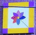 Image for Pinwheel Flower - Kingsport, TN