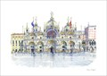 Image for Saint Mark's Basilica by Bryn Hughes  - Venecia, Italy