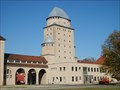 Image for Water tower of the old gasworks Augsburg, Germany, BY