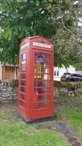 Image for Red Telephone Box - King Edward's Way - Edith Weston, Rutland
