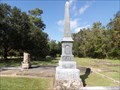Image for Jackson - Jackson Family Cemetery - Double Bayou, Chambers County, TX