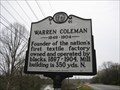 Image for Warren Coleman | L-91