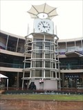 Image for Clock Tower, The Avenue Mall—Pattaya, Thailand.