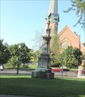 Image for Civil War Monument - Schenectady, NY