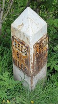 Image for Leeds Liverpool Canal milestone – Rodley, UK