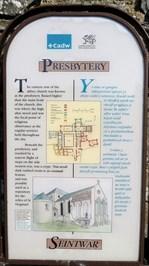 Presbytery - St Dogmaels Abbey