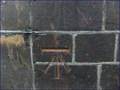 Image for Cut Bench Mark - Boston Place, London, UK