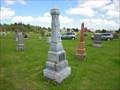 Image for ZINC - Etter Family Monument - Point de Bute, NB