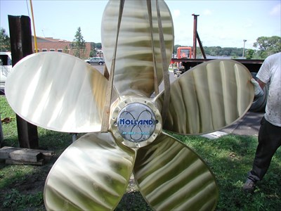 From Holland Propeller Inc gallery.