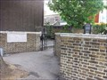 Image for Alfred Edward Reneson Coucher - The Memorial Garden of Rest, Marylebone High Street, London, UK