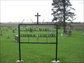 Image for St. Mary Catholic Cemetery, Revillo, South Dakota