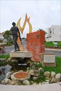 Image for Monumento ao Bombeiro Voluntário - Arruda dos Vinhos, Portugal