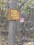 Image for Blue Mountain, Highest Point in Berks County - Bethel Township, PA