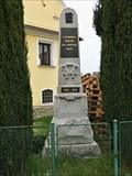 Image for World War Memorial - Cekanice, Czech Republic