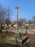 Image for Ornamental Cross, St Andrew's - Boothby Graffoe, Lincolnshire