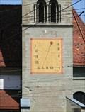 Image for Sundial - Fribourg, Switzerland