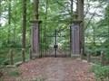 Image for RM: 39544 - Toegangshekken Landgoed Lambalgen - Woudenberg