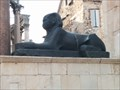 Image for Diocletian's Palace Sphinx - Split, Croatia