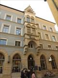 Image for Ehemaliges Gasthaus Goldener Hirsch, Regensburg - Bavaria / Germany