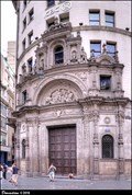 Image for Portal of the First National Bank of Boston Building - San Nicolás (Buenos Aires)