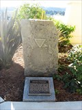 Image for Mystery Tombstone - Colma, CA