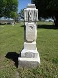 Image for John M. Scott - Burneyville Cemetery - Burneyville, OK