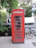 Image for Red Telephone Box - Bedford Row, London, UK