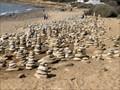 Image for Les cairns de la plage du veillon - Talmont Saint Hilaire - France