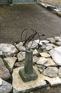 Image for Two Armillary Sphere Sundials - Bruce Farmstead - Enon, MO - USA