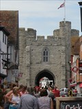 Image for West Gate -- Canterbury, Kent, UK