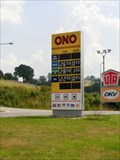 Image for E85 Fuel Pump Tank Ono - Bojiste, Czech Republic