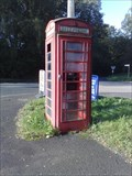 Image for Passfield red telephone box