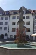 Image for Gallusbrunnen - St. Gallen, SG, Switzerland