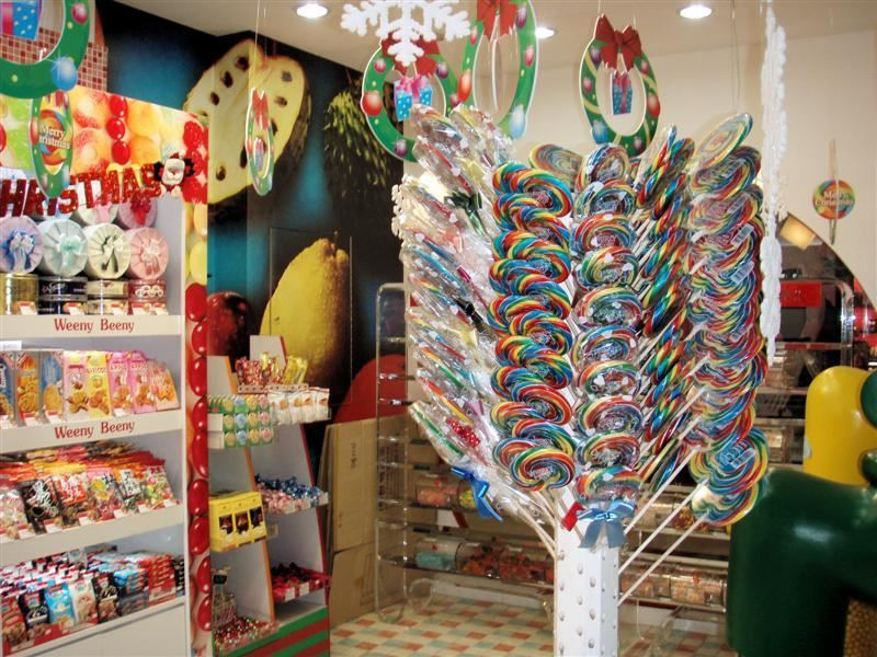 Weeny beeny i 39 park mall seoul korea candy stores on for 18 8 salon franchise
